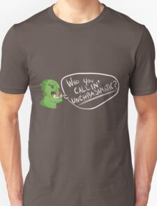 charisma is my dump stat Unisex T-Shirt
