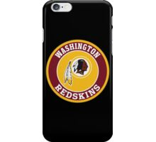 Washington Redskins Logo iPhone Case/Skin