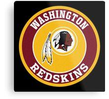 Washington Redskins Logo Metal Print