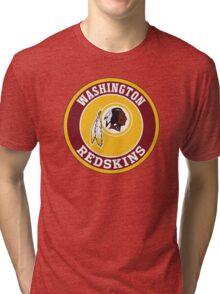 Washington Redskins Logo Tri-blend T-Shirt