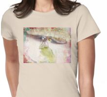 There Once Was a Fairy-Dragon... Womens Fitted T-Shirt