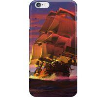 The Winds of Triton iPhone Case/Skin