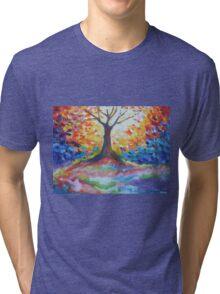 Tree Of Hope Tri-blend T-Shirt
