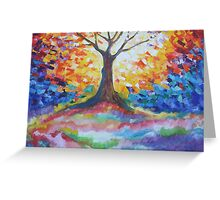 Tree Of Hope Greeting Card