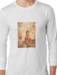 akwarelka 08 Long Sleeve T-Shirt