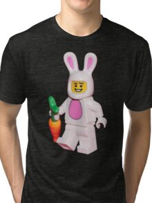 Nice Easter Bunny  Tri-blend T-Shirt