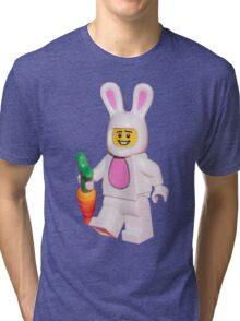 Nice Easter Bunny  Tri-blend T-Shirt