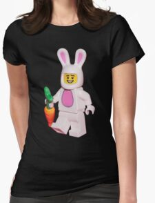Nice Easter Bunny  Womens Fitted T-Shirt