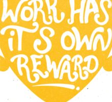 Reward Sticker