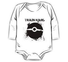 TRAIN HARD One Piece - Long Sleeve