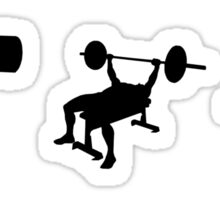 Powerlifting Sticker