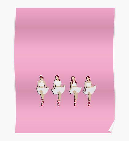 FANART Girls Day 'Darling' Poster