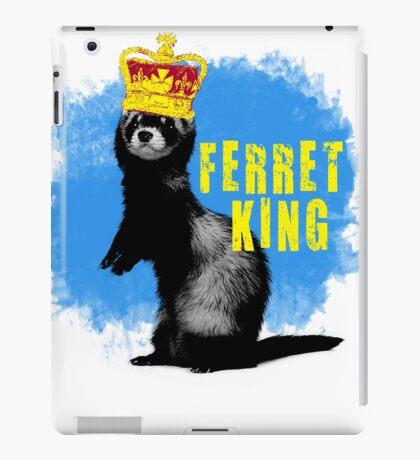 Ferret King! iPad Case/Skin