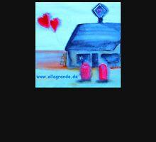 ...love station...art by Jutta Gabriel... Unisex T-Shirt