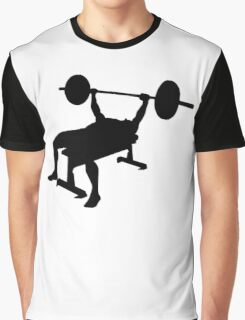 Bench Press Graphic T-Shirt