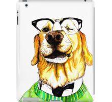 World's Smartest Dog iPad Case/Skin