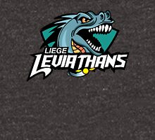 Liege leviathans quidditch - logo in the back Hoodie