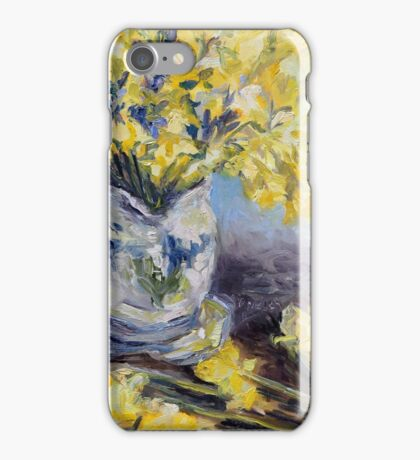 Suggestion of Daffodils iPhone Case/Skin