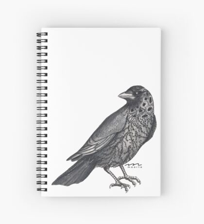 The Jackdaw Spiral Notebook