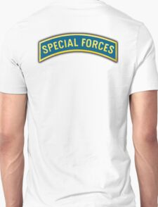 USA, US, ARMY, Special Forces, Arm Badge T-Shirt