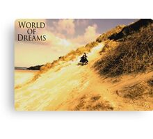 WORLD OF DREAMS - Landscape  Canvas Print