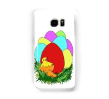 Eggs and Chick Samsung Galaxy Case/Skin