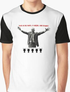 Shankly's Works Graphic T-Shirt