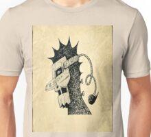 man iron mask Unisex T-Shirt