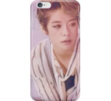 F(X) / 4 WALLS / AMBER / WATERCOLOR iPhone Case/Skin