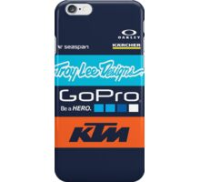 Team TLD KTM iPhone Case/Skin