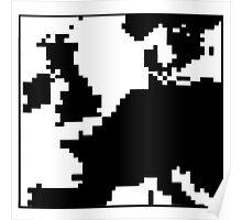 8-Bit Europe Poster