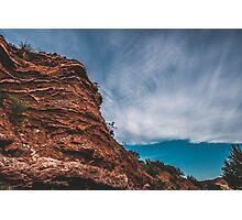 Canyon Land Photographic Print