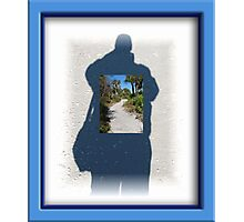 Communing With Nature Photographic Print