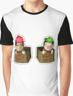 Septiplier-in-a-box Fan Items 3! Graphic T-Shirt