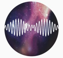 Arctic Monkeys Galaxy  Baby Tee