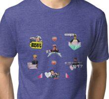 Aaron Tveit Tri-blend T-Shirt