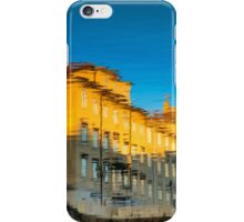 colorful sunset in Trieste iPhone Case/Skin