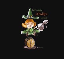 St Patrick's Day- Wicked Witches Women's Relaxed Fit T-Shirt