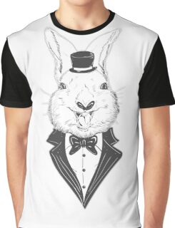 Happy Easter Bunny Graphic T-Shirt
