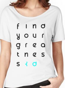 Kevin Durant Quote Women's Relaxed Fit T-Shirt
