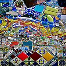 Mosaic #1a by Mark Ross