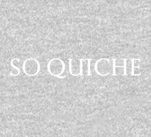 So Quiche Baby Tee