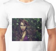 Tells the story of a woman full of beauty Unisex T-Shirt