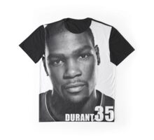 Kevin Durant 35 Graphic T-Shirt