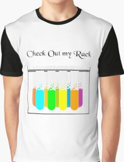 Check Out My Rack Graphic T-Shirt