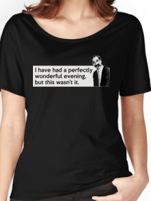 Groucho quote Women's Relaxed Fit T-Shirt