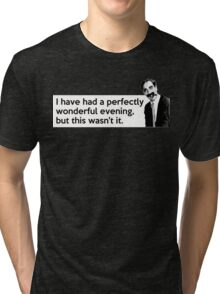 Groucho quote Tri-blend T-Shirt