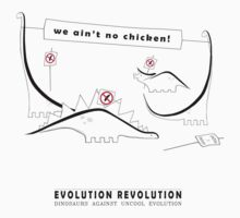 Evolution Revolution - Demonstration One Piece - Short Sleeve
