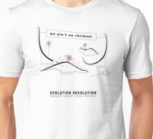 Evolution Revolution - Demonstration Unisex T-Shirt