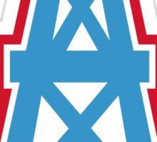 Oilers Logo Sticker